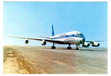 """SÜDFLUG Airlines Douglas DC-8 """"Jupiter Jet """"  Postcard"""