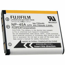Batterie D'ORIGINE FUJI Traveler Super Slim XS70 NP-45A GENUINE AKKU ACCU
