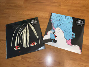 Lot Of 2 Chromatics Italians Do It Better Night Drive And In The City Double LP