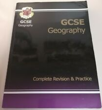 BOOK - GCSE Textbook Paperback Geography Compete Revision & Practice 2010
