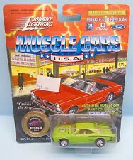 19150 JOHNNY LIGHTNING / MUSCLE CARS REPLICAS  / 1970 SUPER BEE VERTE 1/64