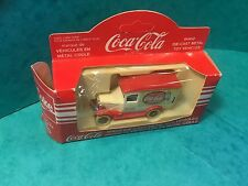 Coca Cola toy die-cast boxed advertising shop toy display only