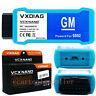 VXDIAG VCX NANO For GM/Opel GDS2 ECU Reprogrammer Coding WIFI Scanner Diagnostic