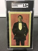 1920's Chocolates Finos S Reguant #2 Jack Dempsey SGC 1.5 Only Card Ever Graded