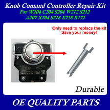 Console Comand Controller Knob Multi-Switch Mercedes Push-Button Shaft Repair