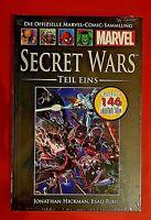 Offizielle Marvel-Comic Sammlung #146 Secret Wars Teil 1 Hachette OVP