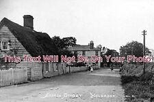 SF 10 - Church Street, Holbrook, Ipswich, Suffolk c1918 - 6x4 Photo