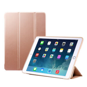 For Apple iPad 5th /6th Generation 9.7 2018 /2017 Hard Shell Case Smart Cover