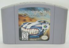 Nintendo N64 Top Gear Overdrive Game Cartridge. Works. R13601