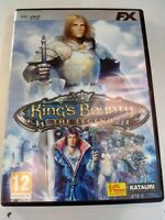 GIOCO PC KING'S BOUNTY THE LEGEND PEGI 1C COMPANY KATAURI IN LINGUA ITALIANA