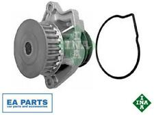 WATER PUMP INA 538 0026 10
