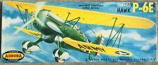 Curtiss Hawk P-6E, AURORA 1/48