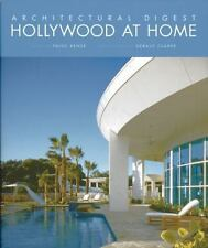 Hollywood at Home by Architectural Digest Editors & Andrea Danese 2005 hardcover