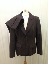 Womens Next Tailored Trouser Suit Uk10 - Great Condition