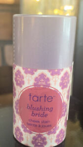 Tarte Blushing Bride Natural Cheek Stain New Rare Full Size