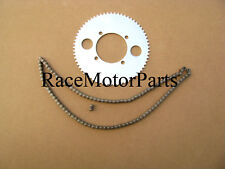 "Razor E300 E 300 E325 Performance 13"" #25Chain and 65 Tooth Sprocket Upgrade"