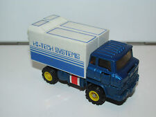 TRANSFORMERS KO MOTORIZED ROBOT 'HI-TECH SYSTEMS TRUCK' 1980s MCTOY