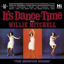 Willie Mitchell - It's Dance-Time (NEW CD)