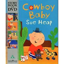 Cowboy Baby   by Sue Heap   Book & DVD  Narrated by Kevin Whately