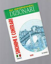 dizionario Italiano dei sinonimi e contrari - portatile