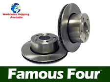 Land Rover Discovery 2 TD5/V8 1998-2004 Front Brake Disc Pair FF002182