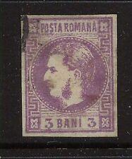 Romania  34 used   catalog   $40.00