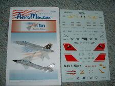 AEROMASTER 72-111 FIGHTING HELLCATS DECALS 1//72