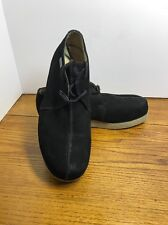 Men's Buffalino Navy Blue Boots US Size 11
