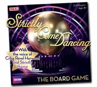 John Adams - Strictly Come Dancing Board Game - Brand New