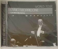 ENNIO MORRICONE # LA MIA MUSICA#WORLD TOUR CD EDIT NUOVO SIGILLATO