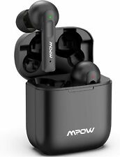 New listing Mpow X3 Bluetooth Headset Earbuds Wireless Headphone Noise Cancelling Waterproof