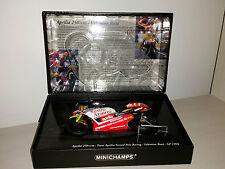 APRILIA 250CM GP RACING V.ROSSI GP 1999 MINICHAMPS SCALA 1:12