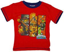 T-shirts, débardeurs et chemises rouge pour garçon de 2 à 16 ans en 100% coton, 12 ans