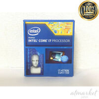 NEW Intel i7-4790K(Devil's Canyon 4.00GHz) LGA1150 genuine from JAPAN