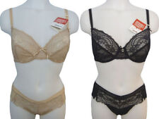 Synthetic Full Coverage Women's & Bra Sets Not Matching Knickers