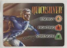 1995 Marvel Overpower Collectible Card Game Quicksilver 1z4