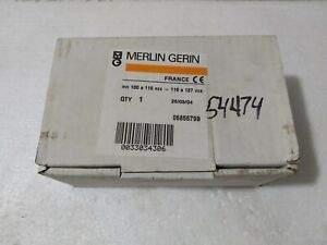 Merlin Gerin MN-U Cat No-685679 Under voltage Release Masterpact Circuit Breaker