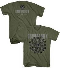 Soundgarden - Monkey Circle Green T-shirt - Size Medium M - NEW SEATTLE GRUNGE