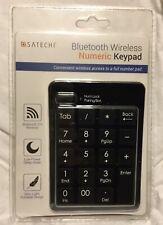 numeric keypad wireless Bluetooth 20 key Windows, Mac, Surface Pro, tablet