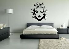 Wall Sticker Mural Decal Vinyl Decor Pop Star Madonna Louise Ciccone Qeen Of Pop