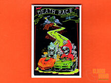 "Exidy Death Race poster 2x3"" fridge/locker magnet arcade game"