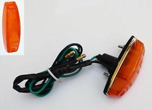 Genuine Lucas L734 Amber Indicator Repeater For Jaguar Lotus Mini Mk2 AAU3296A