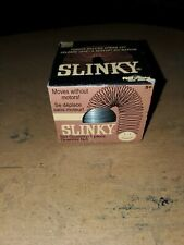 NOS English / French Slinky Toy Sealed In B0x