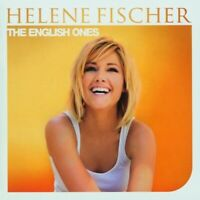 "HELENE FISCHER ""THE ENGLISH ONES"" CD NEW"