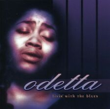 Odetta - Livin with the Blues [New CD]