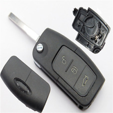 For Ford Ka, Focus, Fiesta, Kuga, Mondeo, etc 3 Button Replacement flip key