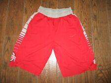 Mens Ohio State Buckeyes Nike Basketball Shorts Sz. SM
