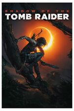 Shadow of the Tomb Raider - Ps4 wie neu Codes unbenutzt.