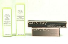 Mary Kay Satin Lips With Gel Semi-Matte Lipstick and Discontinued Lip Tint Coral