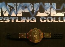 WWE Figure Belt Mattel Shiny Defining Moments Ric Flair World Championship
